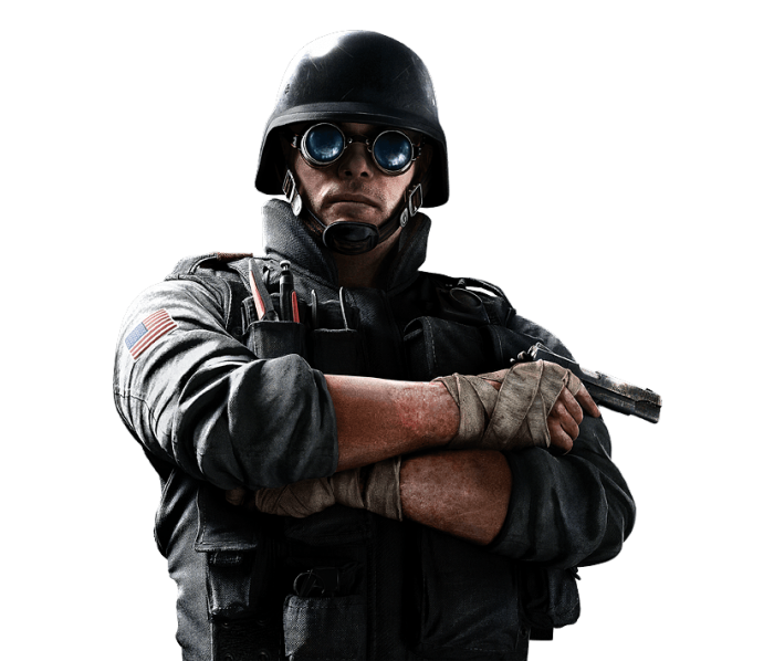 Tom Clancys Rainbow Six File PNG Image