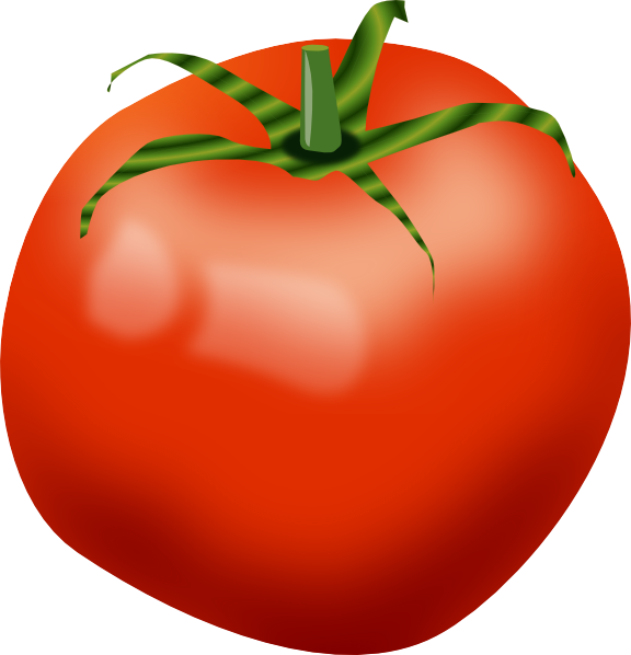 Tomato Clip Art Cartoon PNG Image