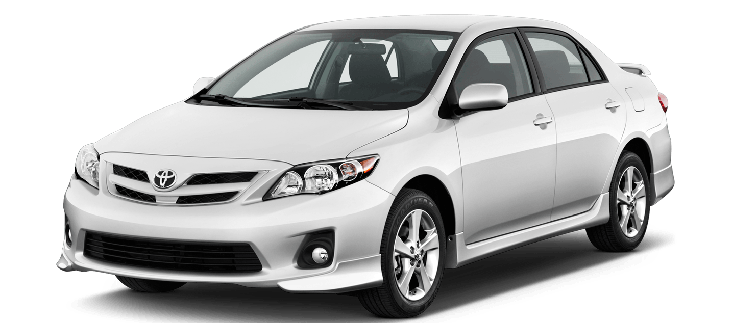 White Toyota Png Image Car Image PNG Image