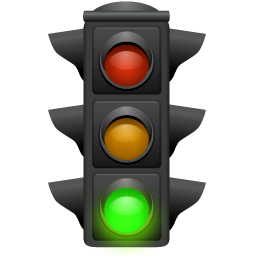 Traffic Light Transparent PNG Image