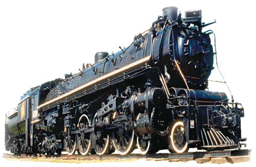 Train Hd PNG Image