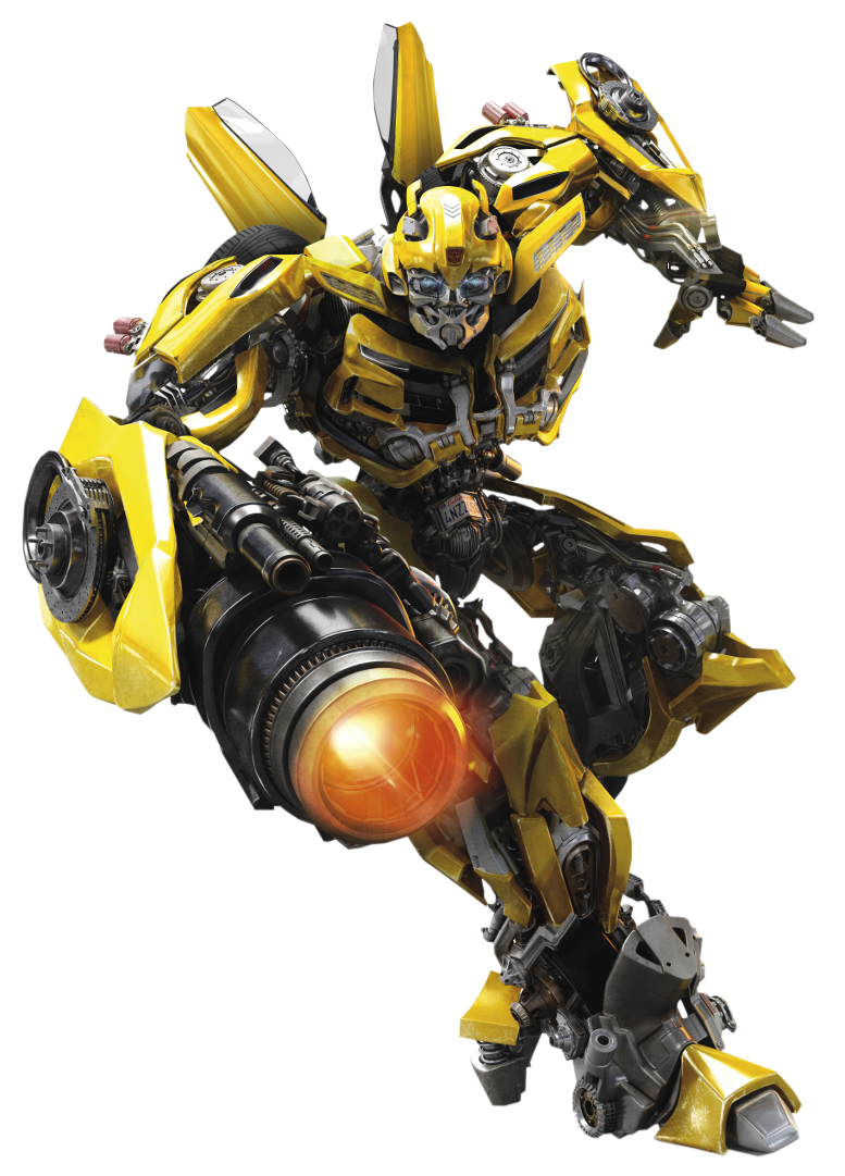 Prime Optimus Transformers Bumblebee Autobot Barricade PNG Image