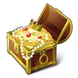 Treasure Png Picture PNG Image