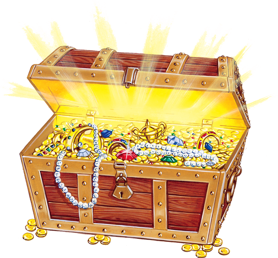Treasure Png Images PNG Image