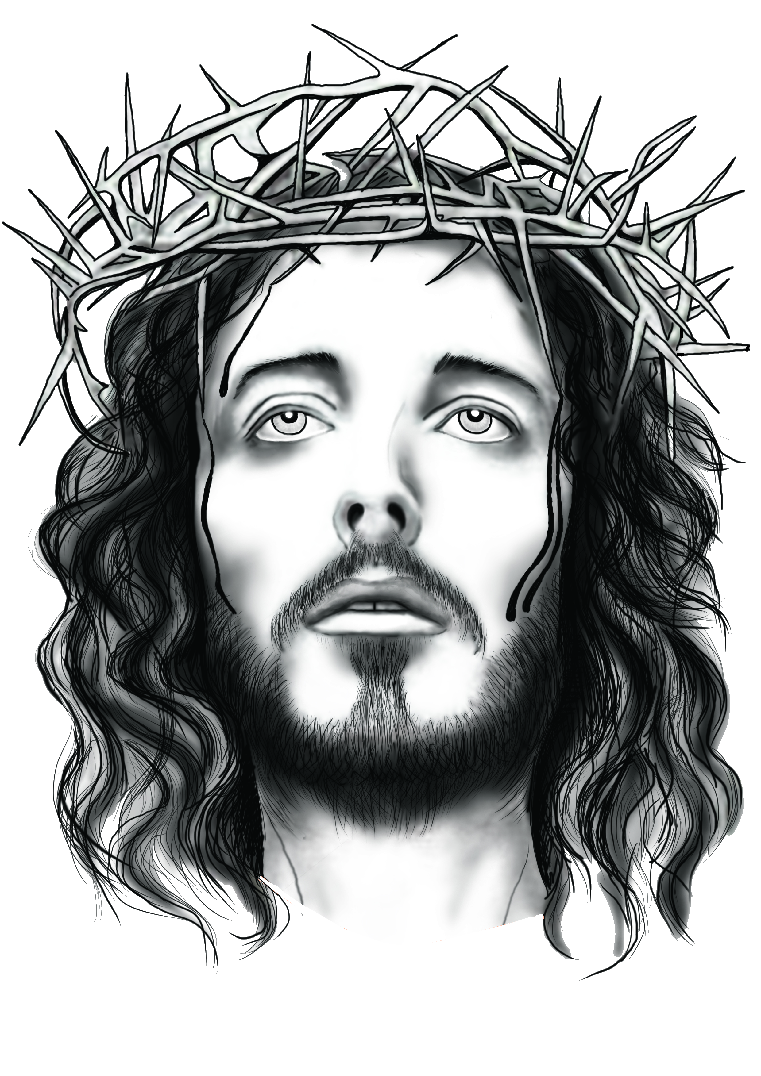 Spreadshirt Christ Holy Of Jesus T-Shirt Hoodie PNG Image