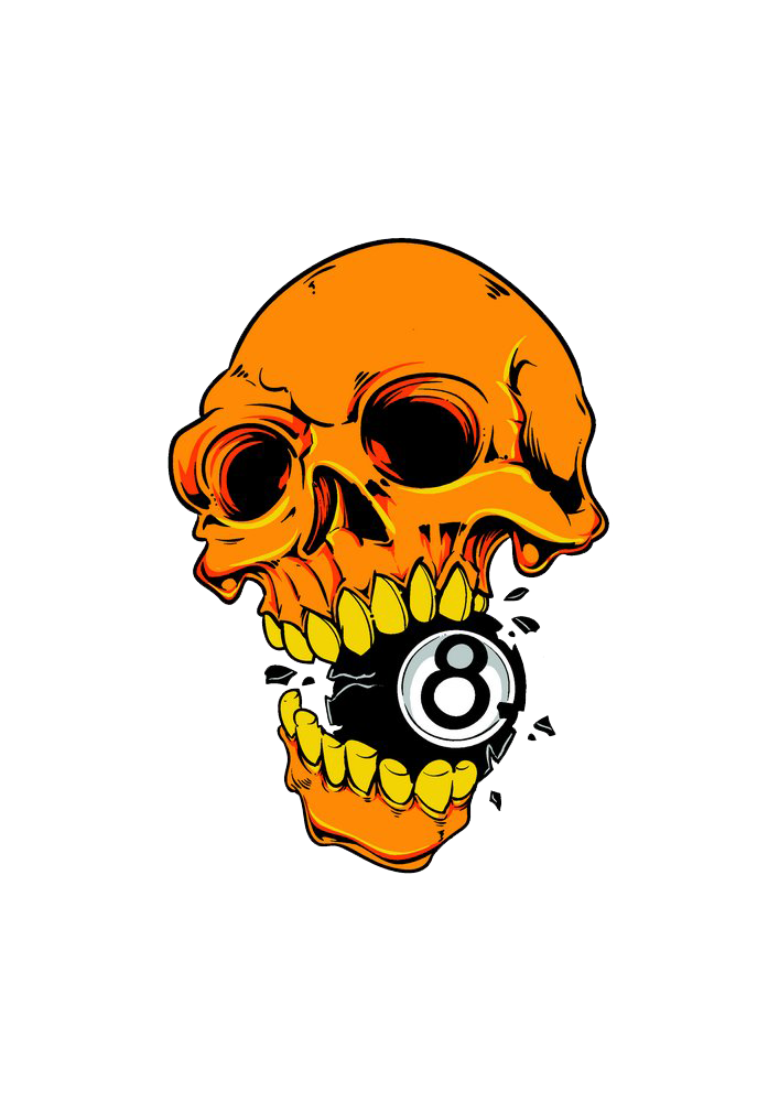 T-Shirt Skull Download HQ PNG PNG Image