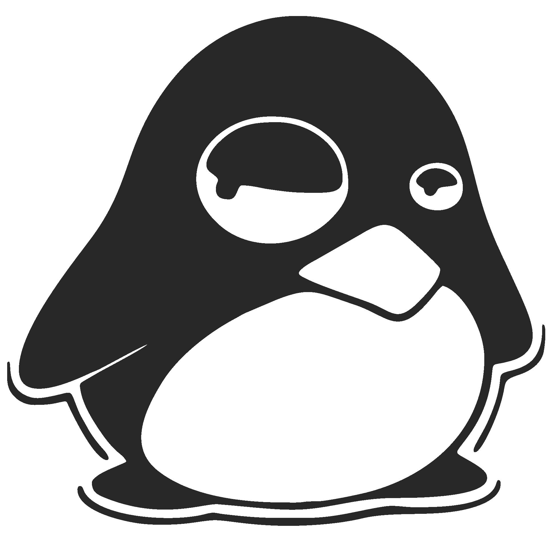 усугубляет пингвины картинки черно белые уровне сервиса