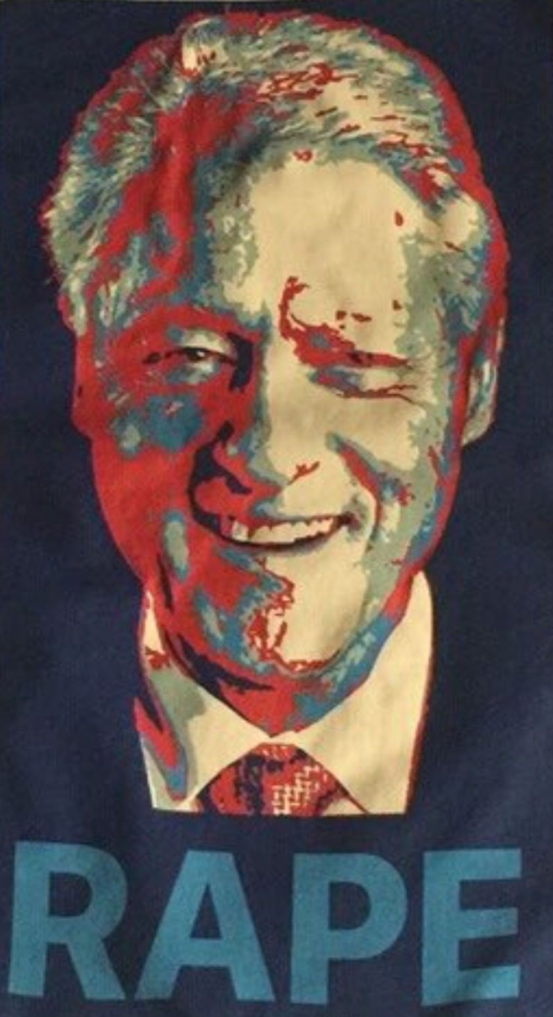 Modern Clinton Poster National Bill Tshirt Convention PNG Image