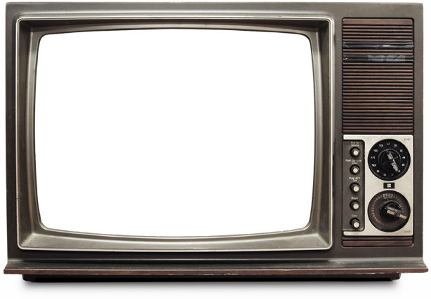 Old Tv PNG Image