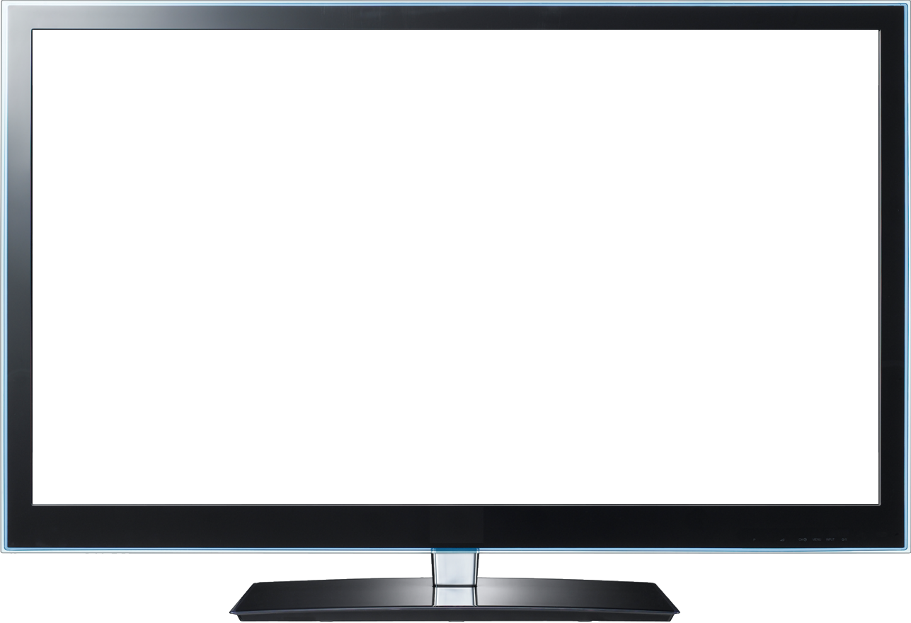 Lcd Screen Tv PNG Image