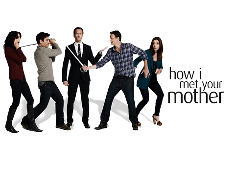 How I Met Your Mother Image PNG Image