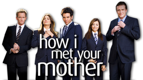 How I Met Your Mother Transparent Image PNG Image