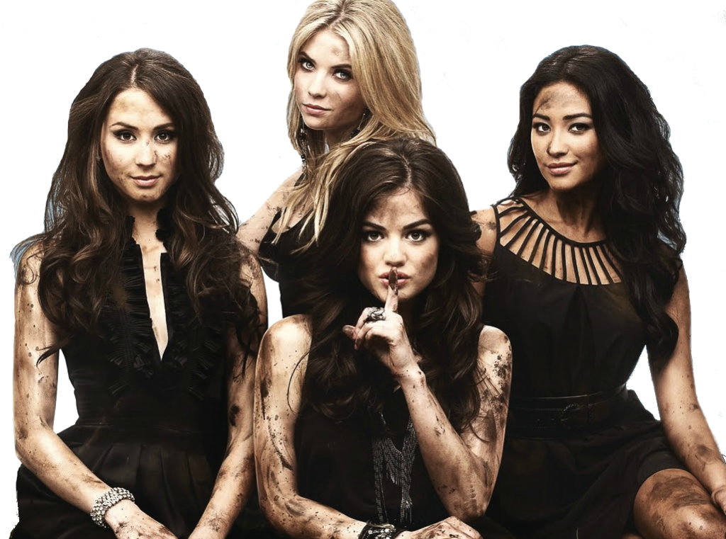 Pretty Little Liars Free Download PNG Image