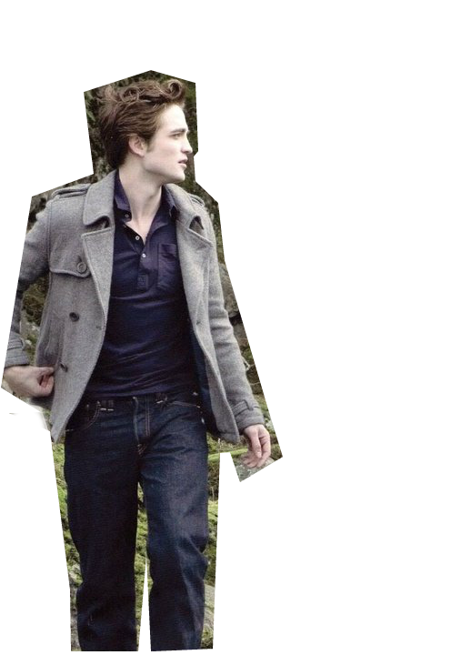Edward Cullen PNG Image