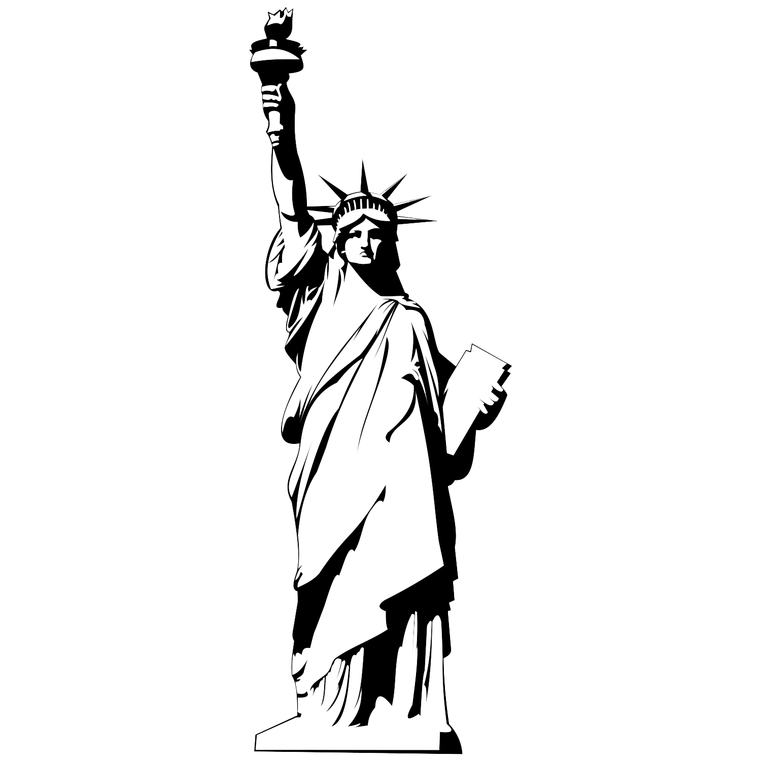 Statue Of Liberty Image PNG Image