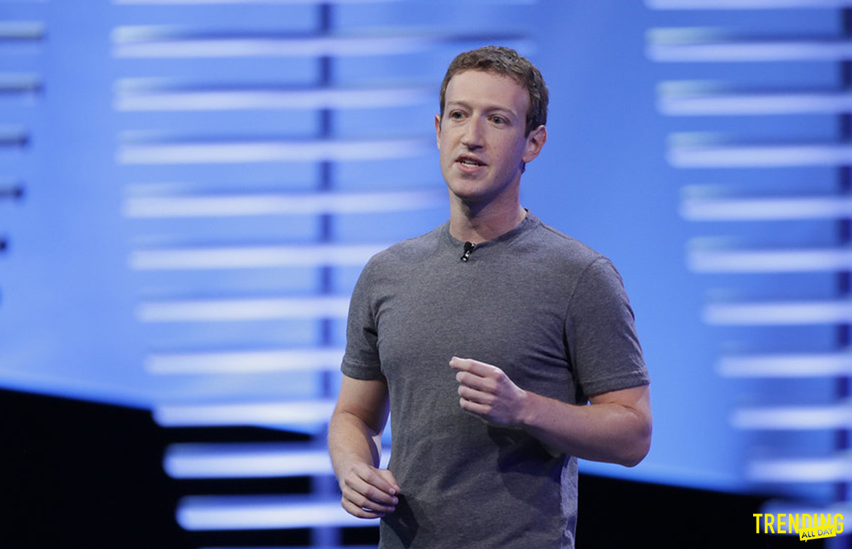 Zuckerberg United F8 Media Executive Mark States PNG Image