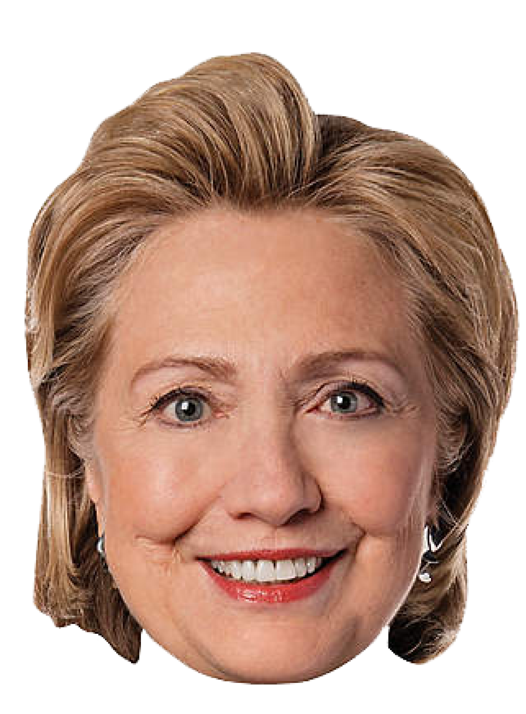 Hair United Clinton Trump Face States Hillary PNG Image