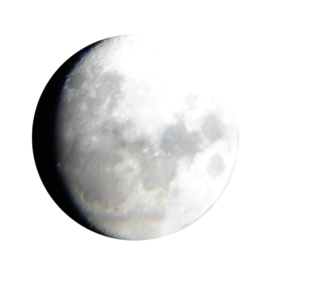 Moon Transparent PNG Image