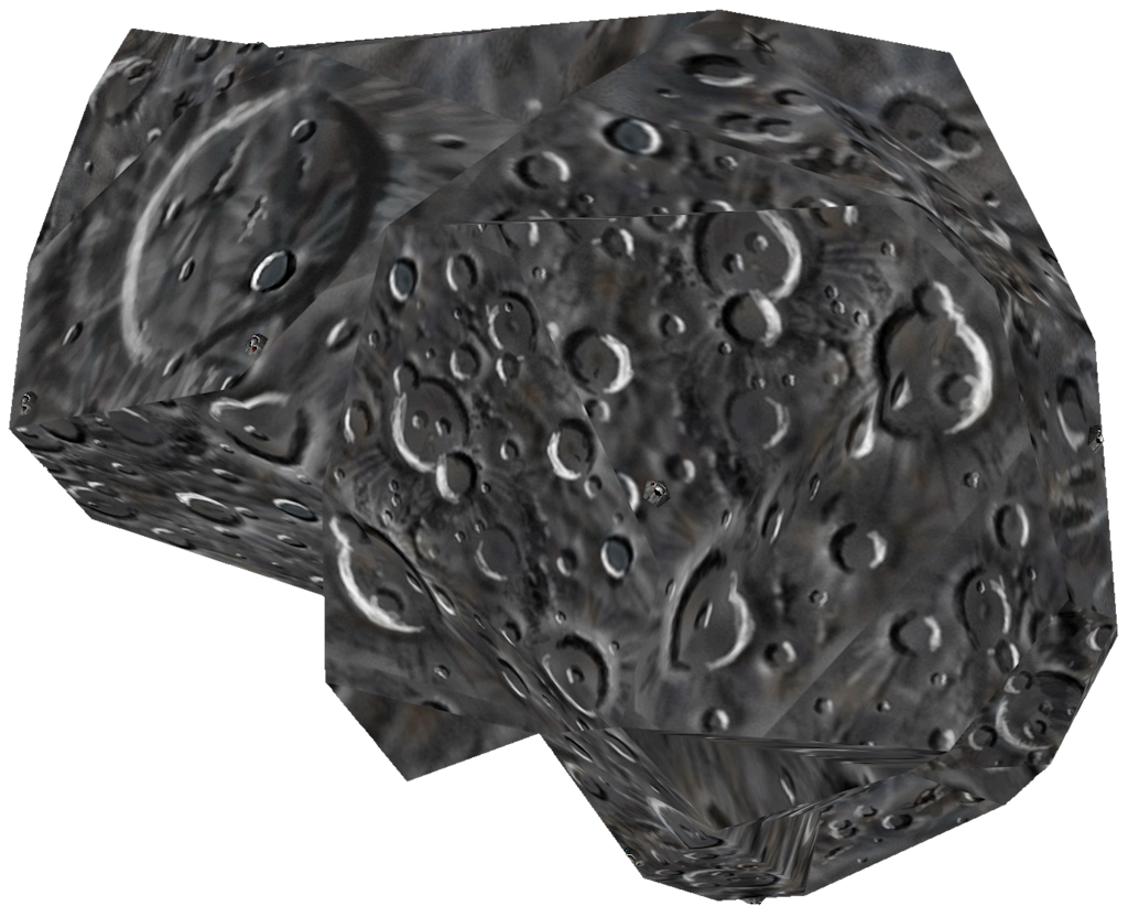 Asteroid Picture PNG Image