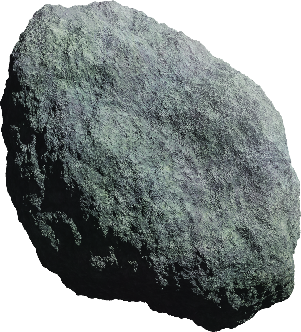 Asteroid PNG Image