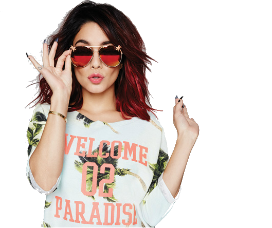 Vanessa Hudgens High-Quality Png PNG Image