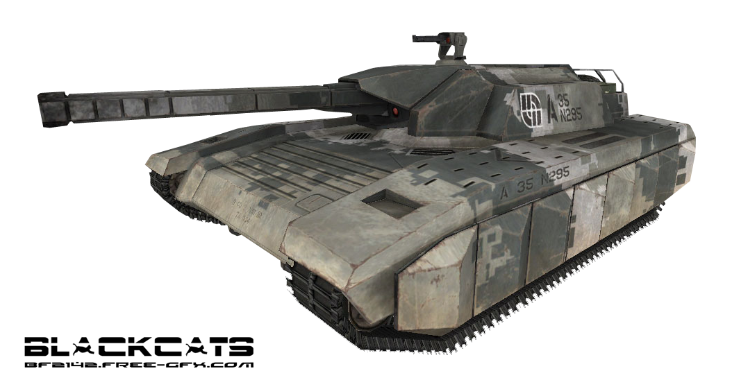 Battlefield Churchill Tank HD Image Free PNG PNG Image