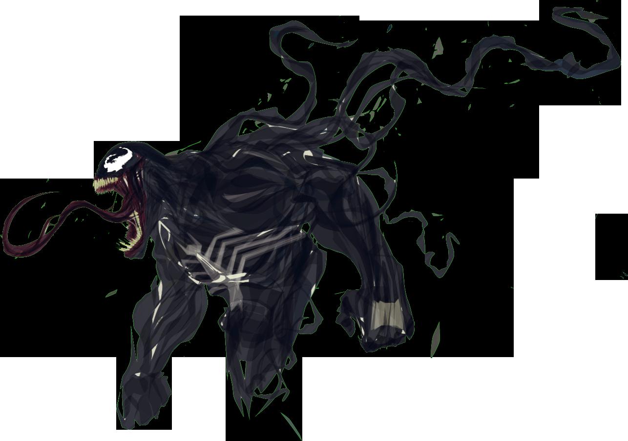 Download Venom Transparent Image HQ PNG Image   FreePNGImg