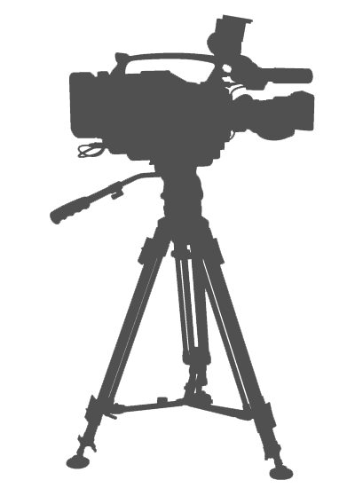 Video Camera Tripod Clipart PNG Image
