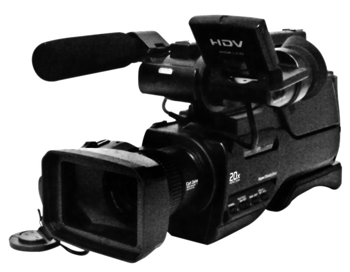 Video Camera Transparent PNG Image