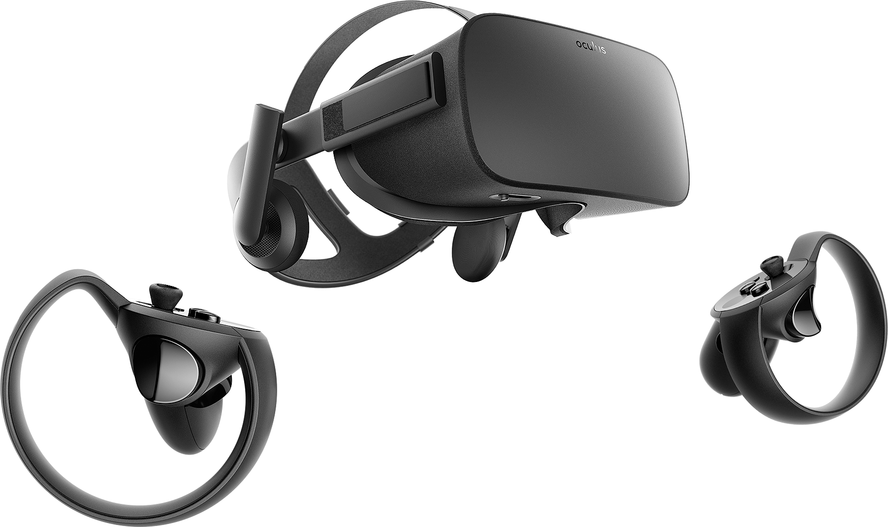 Headset Htc Rift Oculus Virtual Reality Vr PNG Image