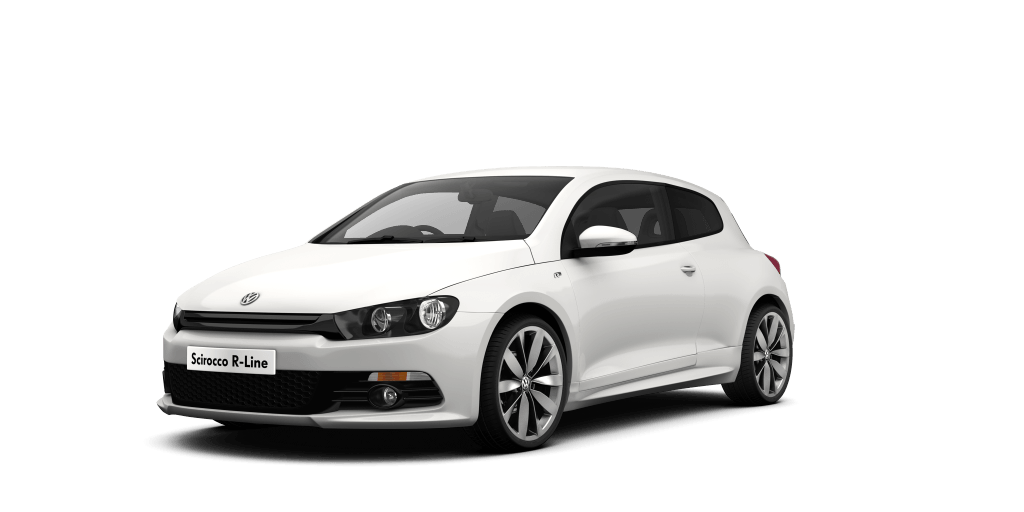 Volkswagen Scirocco Png Car Image PNG Image