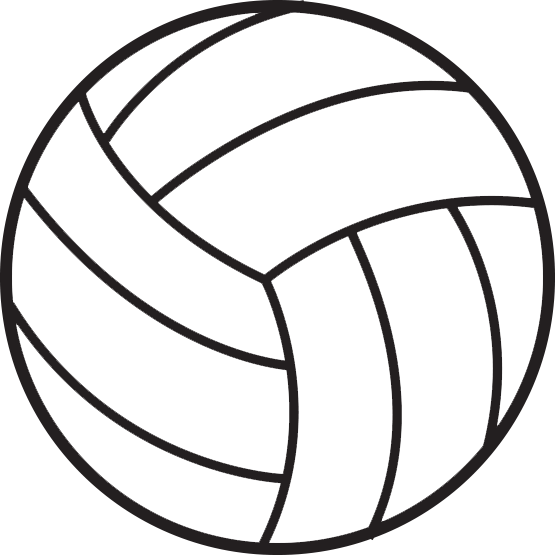 Volleyball Picture PNG Image