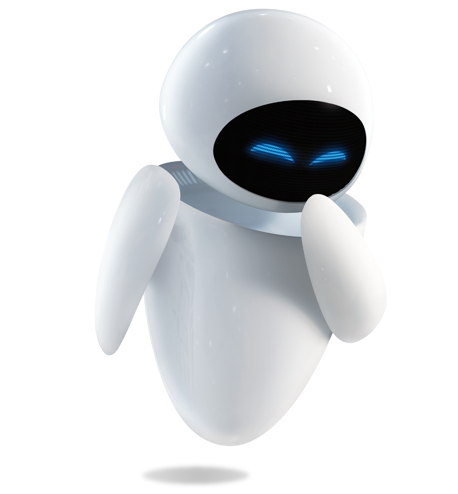 Wall-E File PNG Image