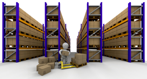 Warehouse PNG Image
