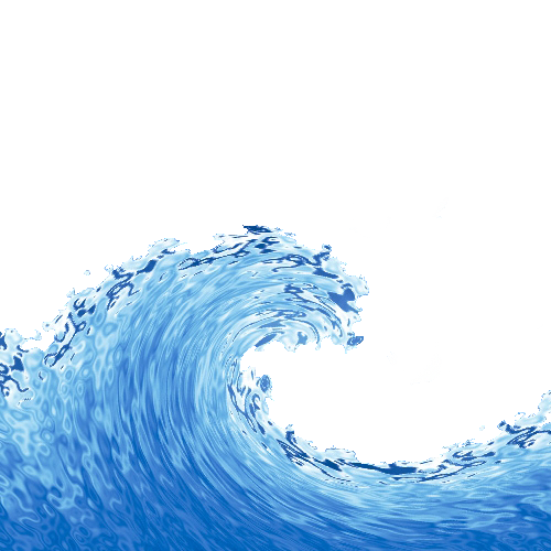 Ocean Sea Waves Rolling The Wave Wind PNG Image