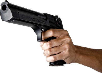 Download Gun In Hand File HQ PNG Image | FreePNGImg