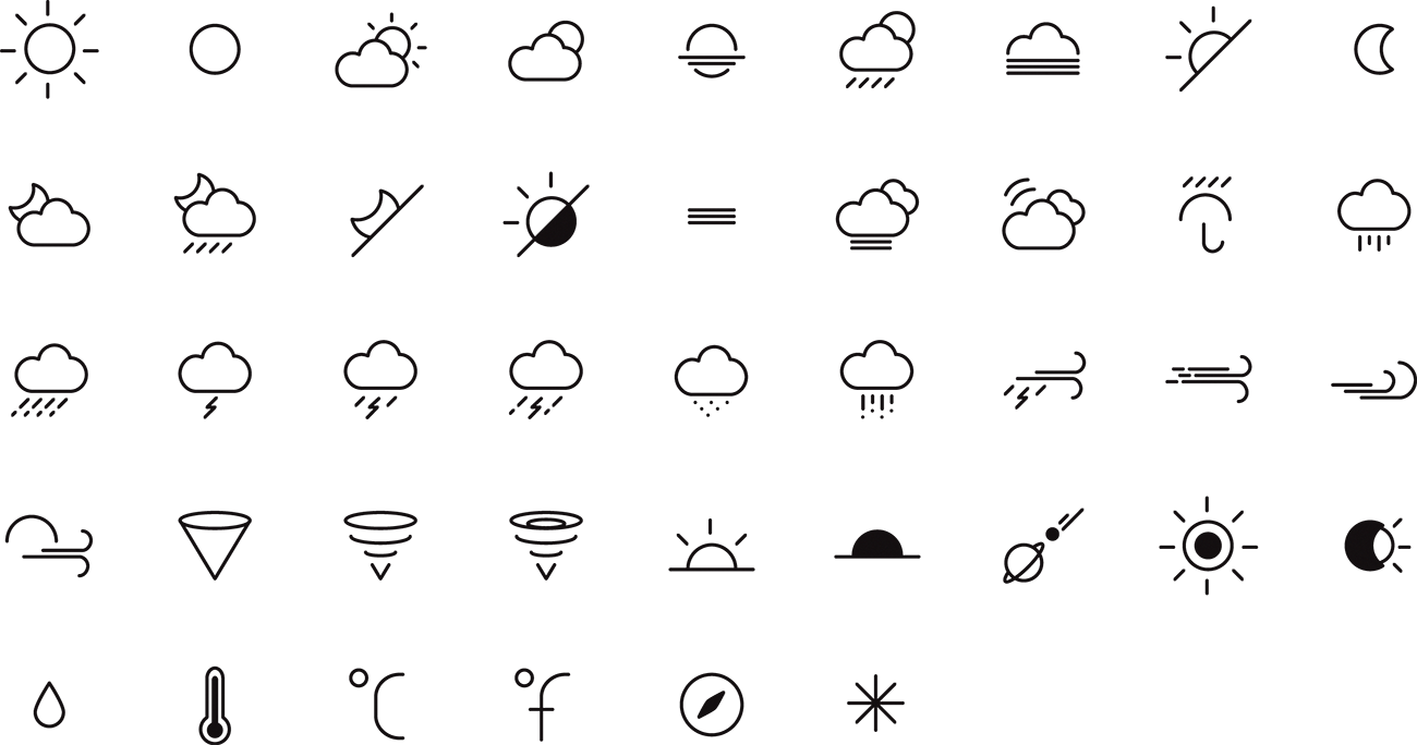 Weather Forecast Rain Icon Free HD Image PNG Image