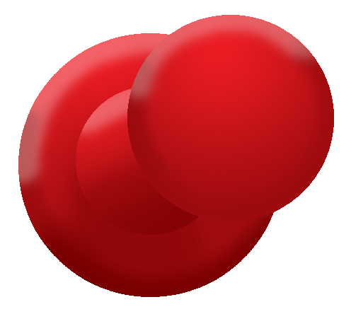 Pushpin Picture PNG Image