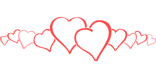 Wedding Heart Transparent PNG Image