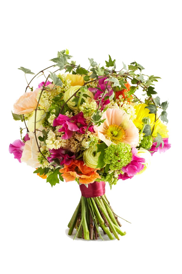 Wedding Flower File PNG Image