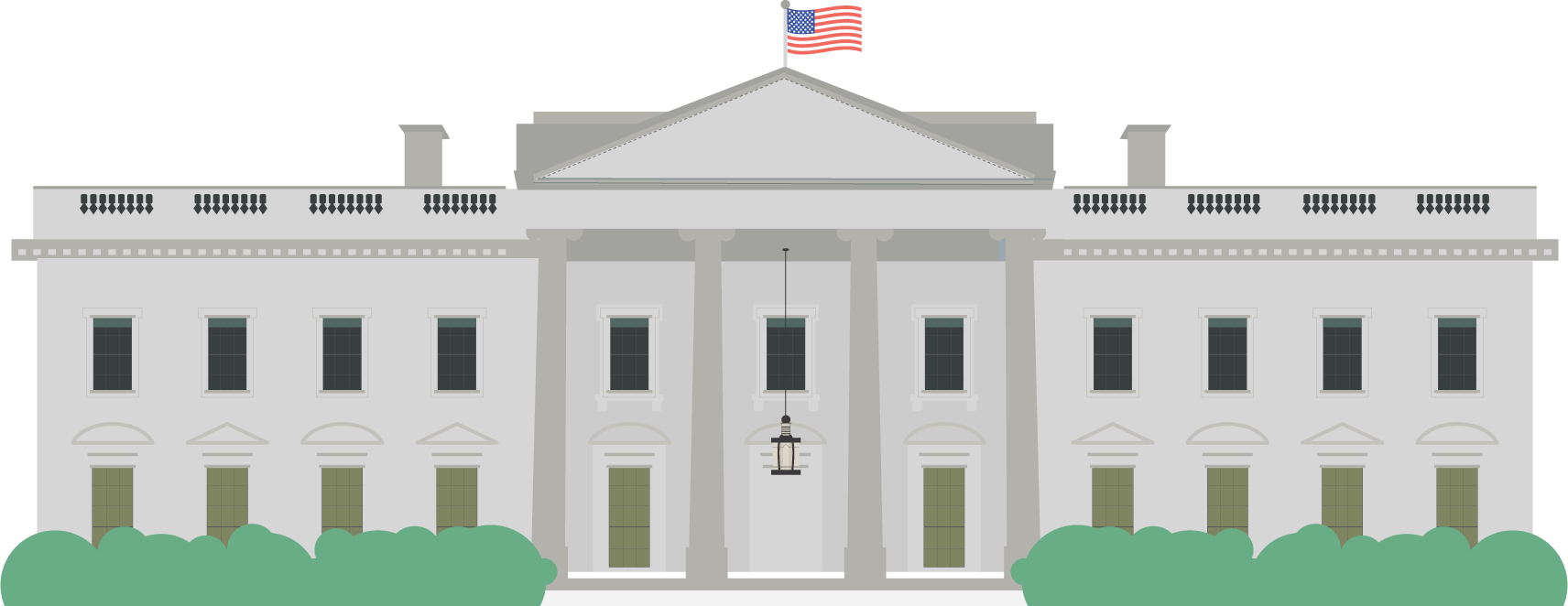 White House Hd PNG Image