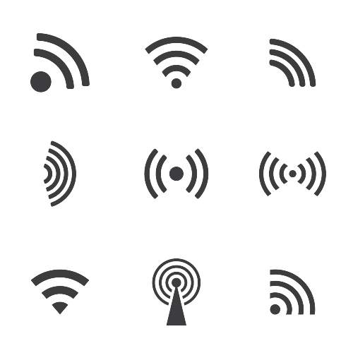 Wifi Royalty-Free Wireless Vector Logo Wi-Fi Icon PNG Image