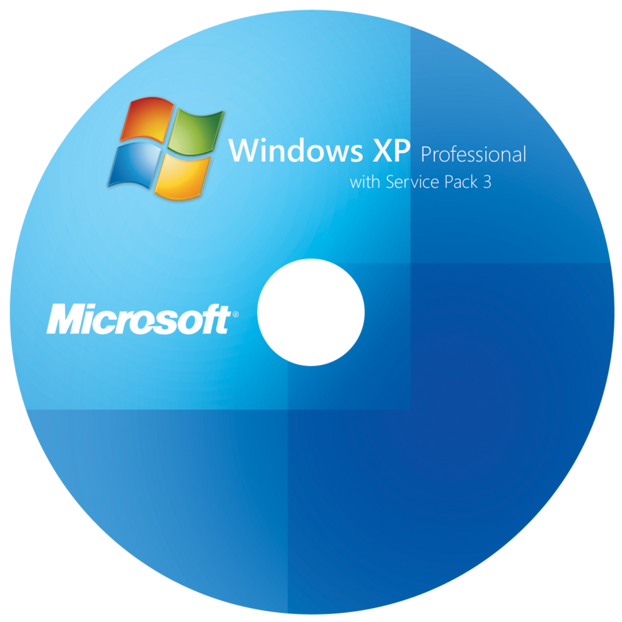 Windows Cd Cover PNG Image
