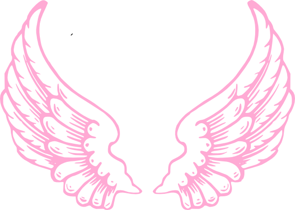 Angel Halo Wings PNG Image