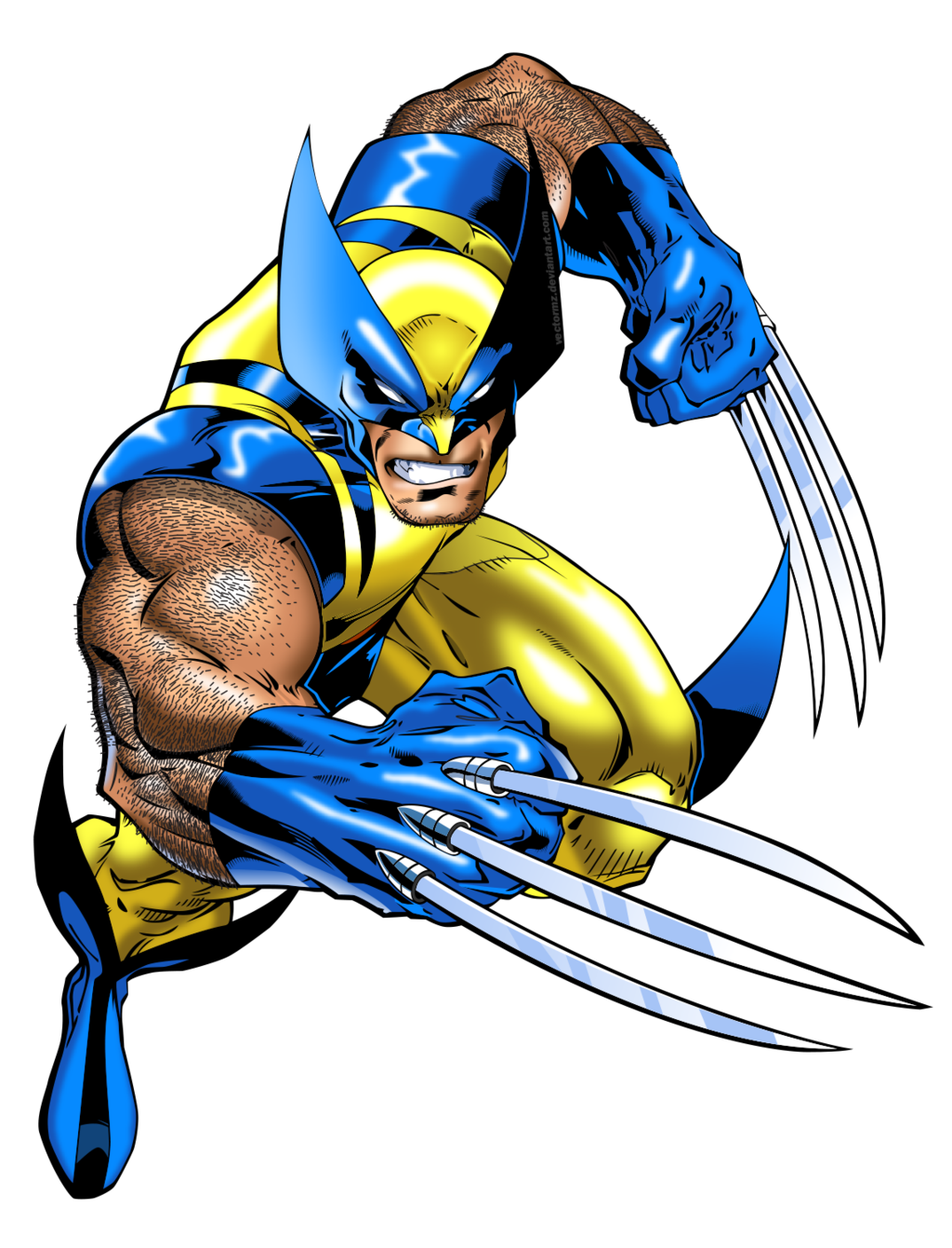 Wolverine Png File PNG Image