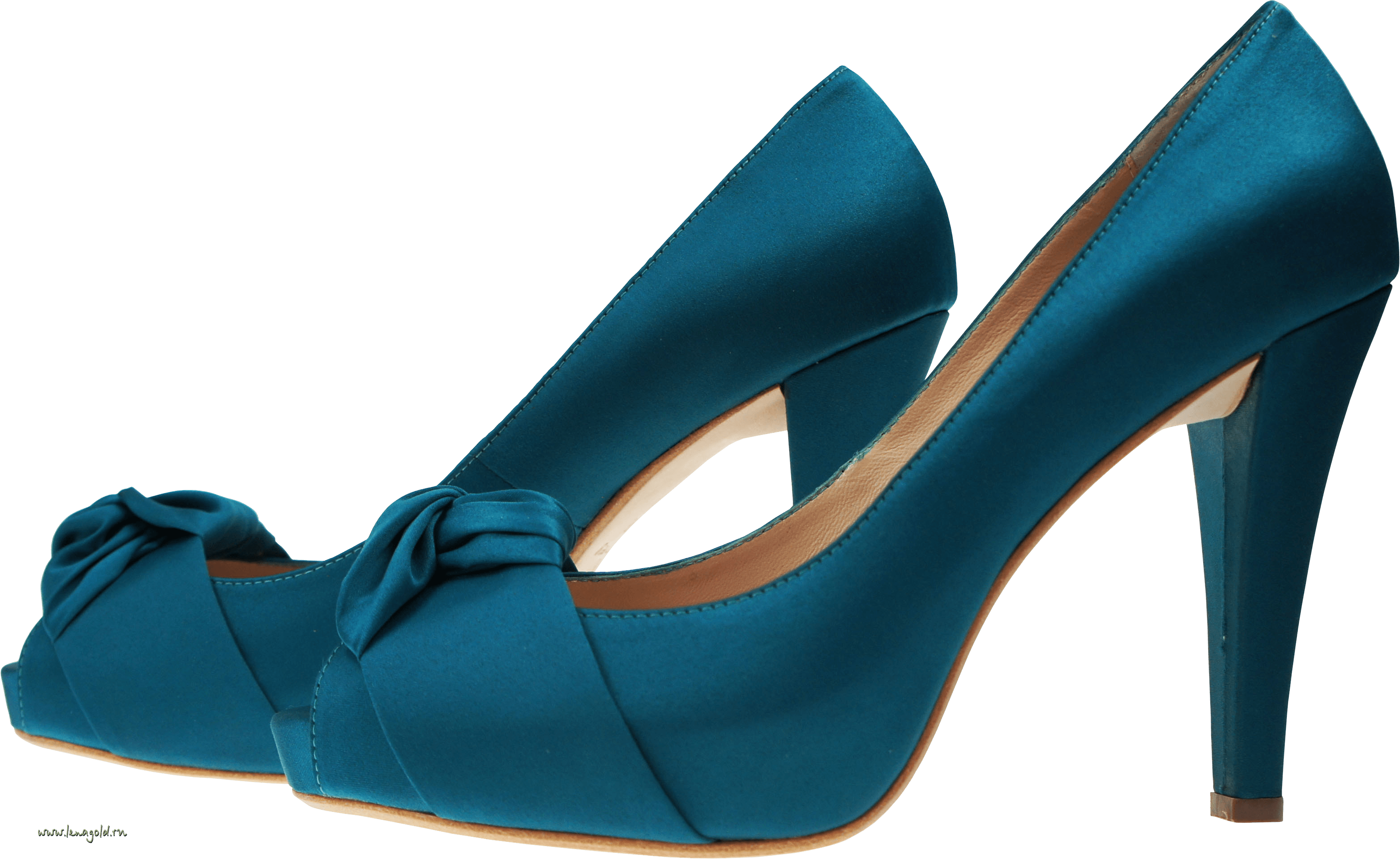Blue Women Shoes Png Image PNG Image