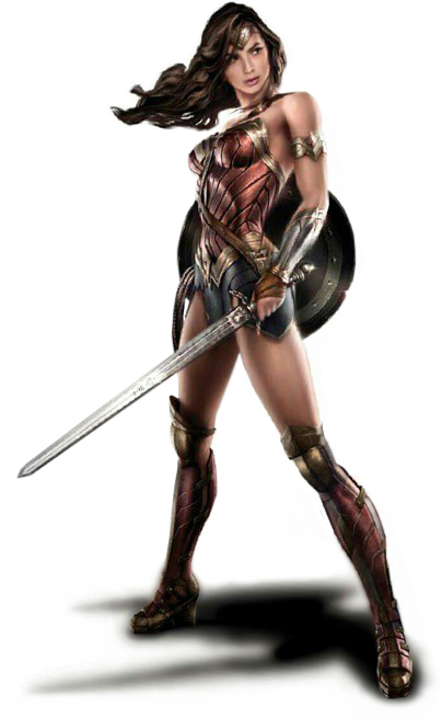 Wonder Woman Png Images PNG Image
