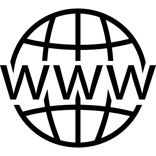 World Wide Web File PNG Image
