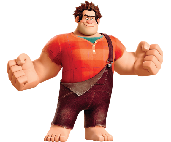 Wreck It Ralph Photo PNG Image