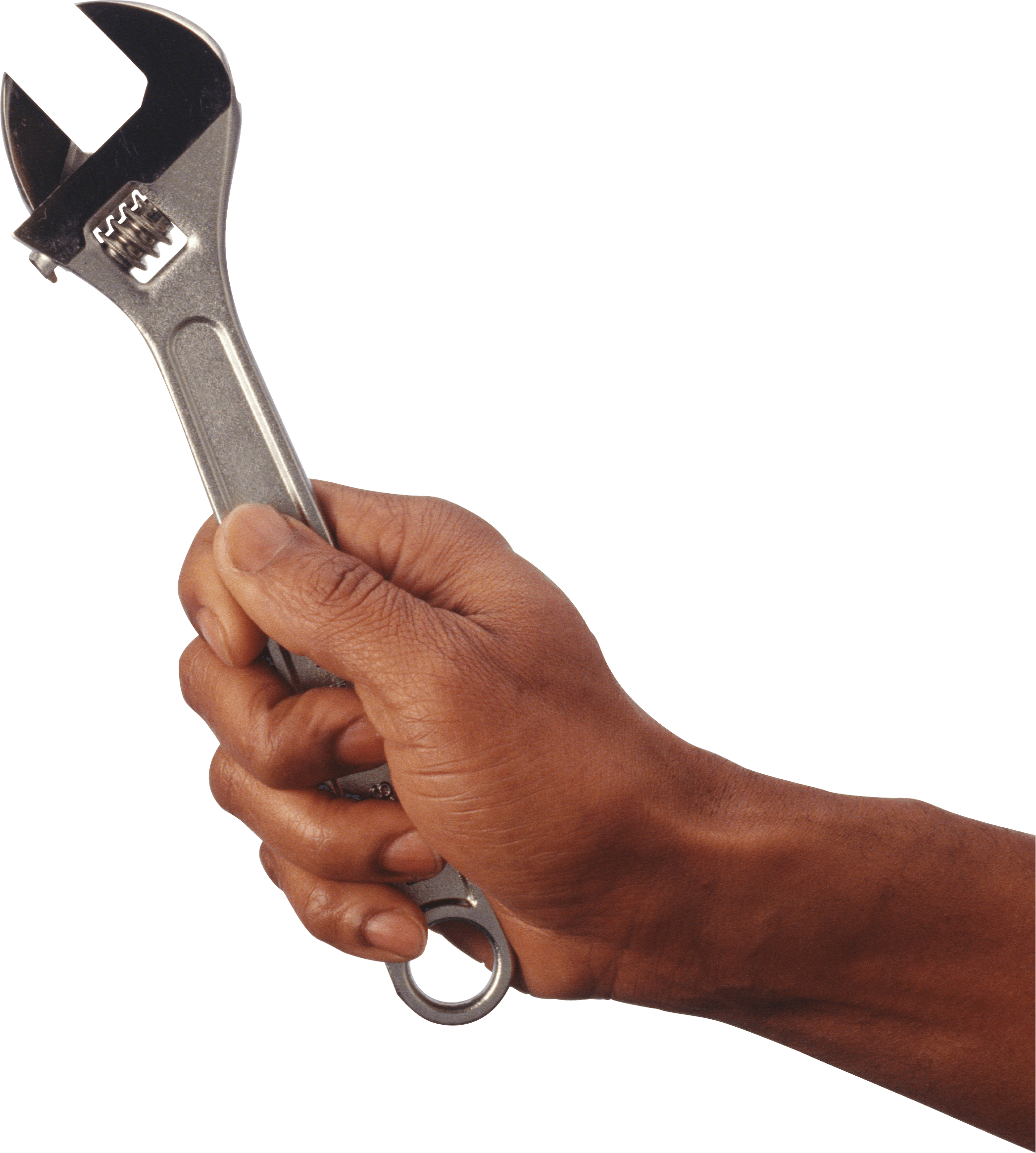 Wrench In Hand Png PNG Image